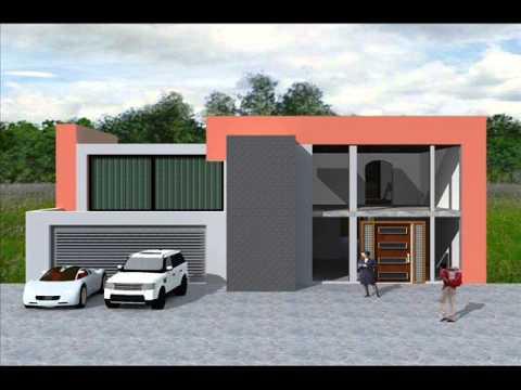 Fotos de fachadas de casas youtube - Imagenes de fachadas de casas ...