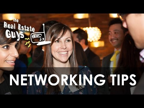 Networking Tips for Real Estate Investors