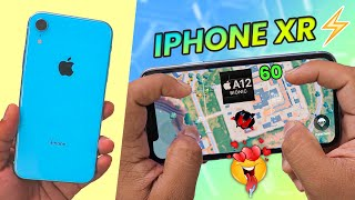 iPhone XR Pubg Test Pubg Test Gaming Review
