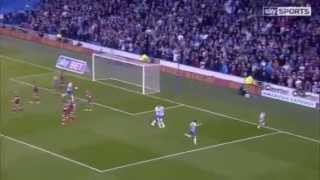 Brighton 1 Derby County 2 - championship playoffs first leg 2014