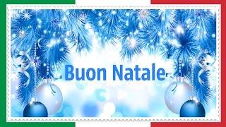 Buon Natale le canzoni di Natale Итальянские рождественские песни