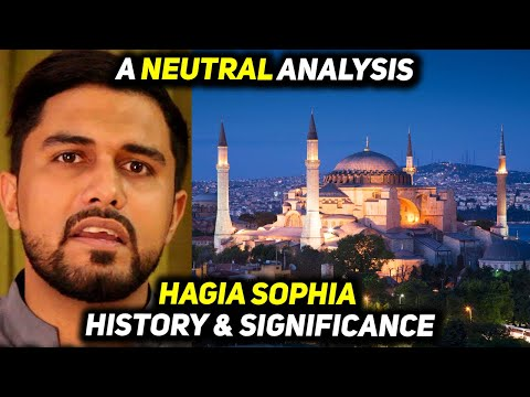 The Importance of Turkey's Hagia Sophia & Present Situation - The Wide Side