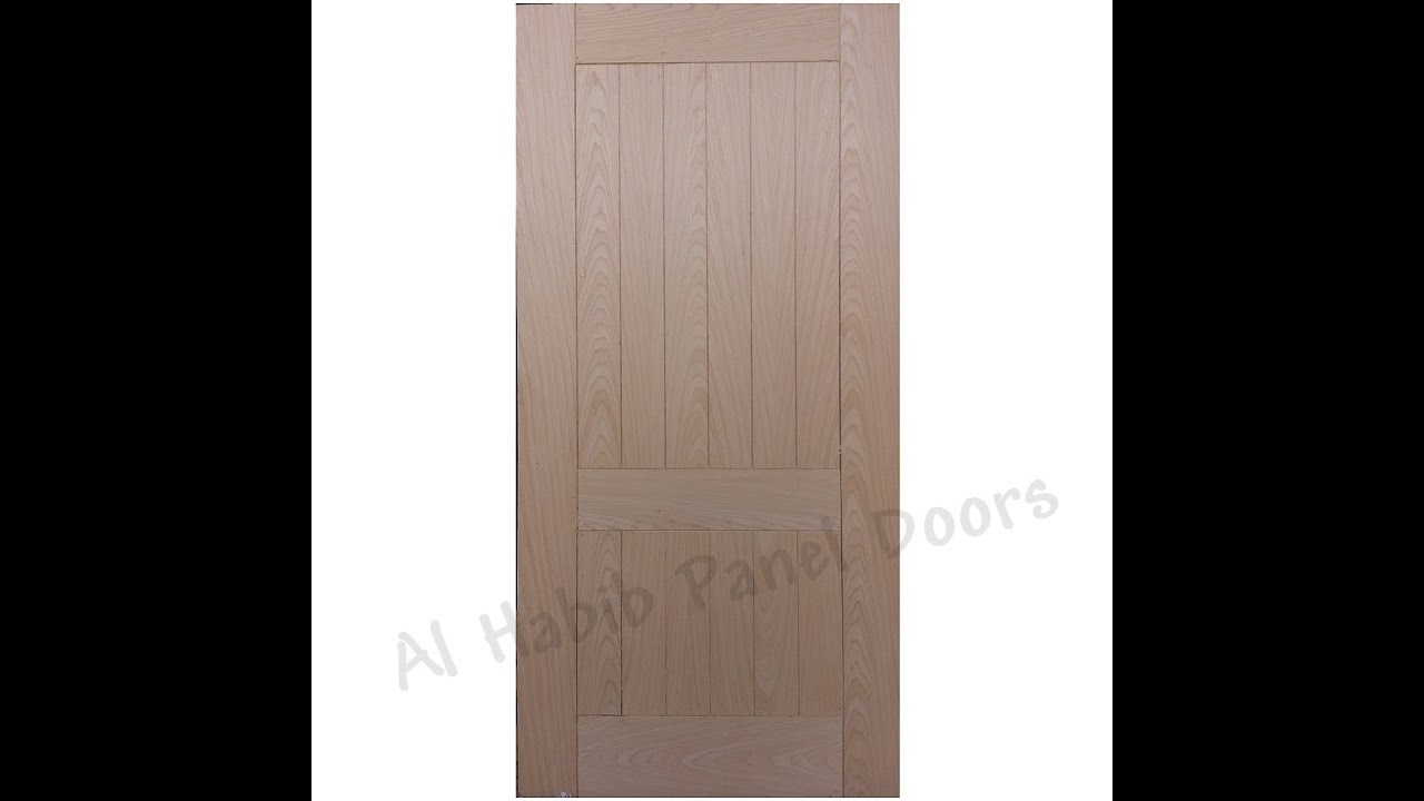 Modern Ash Oak Ply Pasting Door Design - Stylish Door - Al Habib Panel Doors  sc 1 st  YouTube & Modern Ash Oak Ply Pasting Door Design - Stylish Door - Al Habib ...