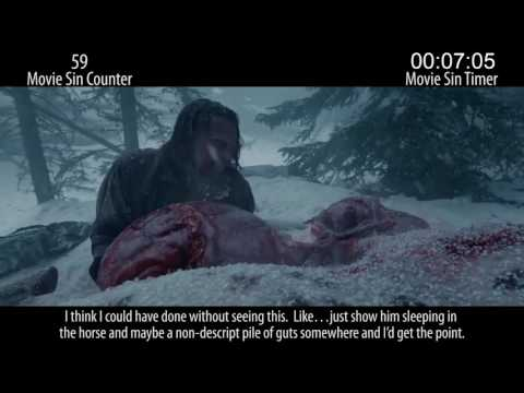 Unbelievable Filmmaker Mistakes in The Revenant In 9 Minutes Or Less