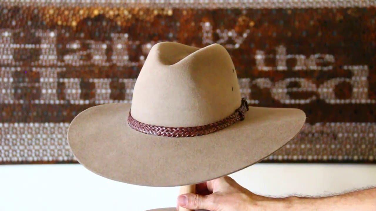 1b3b0a9aa Akubra Riverina Bran Hat- Hats By The Hundred Review