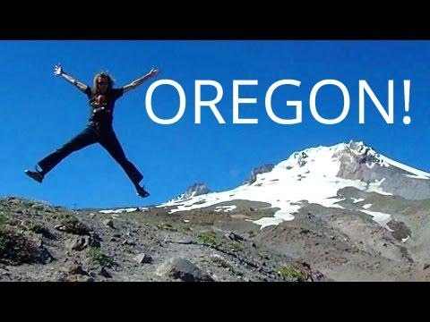 BEAUTIFUL OREGON! Portland, Mt. Hood & Timberline Lodge Tour
