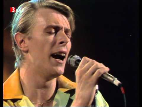David Bowie – Stay (Live Musikladen 1978)