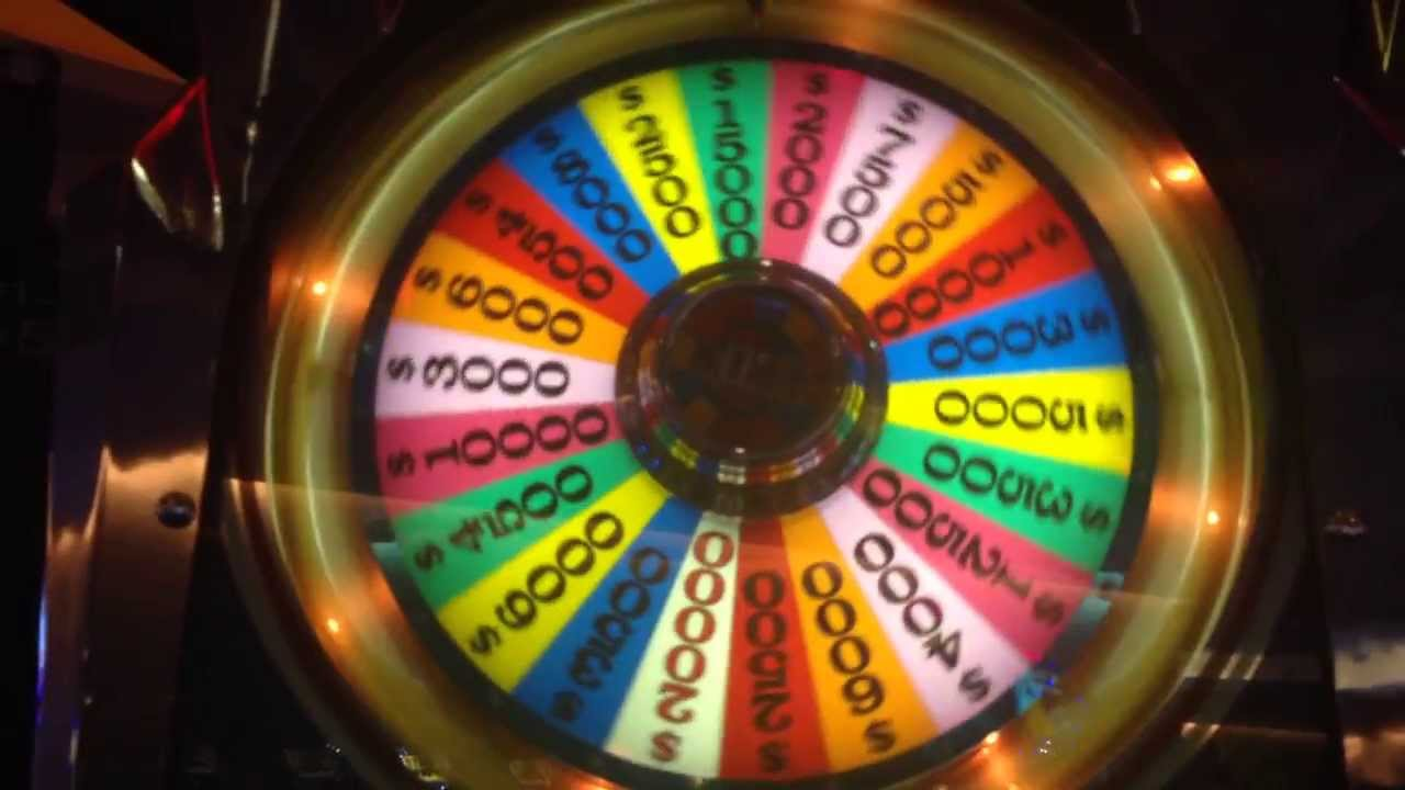 How to play wheel of fortune slot machine