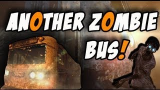 Black Ops 2 Zombies: Tranzit Easter Eggs - Hidden Second Bus + Secret Location