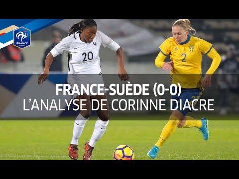 """Corinne Diacre : """"Une ossature commence à se créer"""" I FFF 2017"""