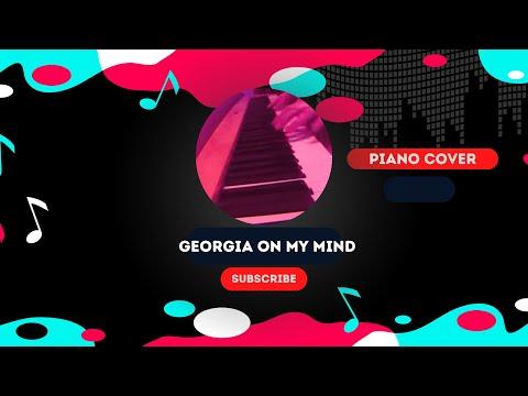 Ray Charles: Georgia On My Mind (piano)