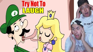 Try Not To Laugh! Mario Parody Edition 2
