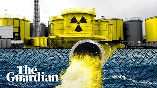 How Japan is dumping 1m tonnes of radioactive water in the ocean