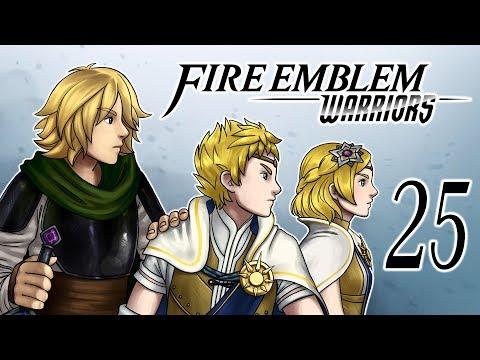 Let's Play Fire Emblem Warriors [German][Blind][#25] - Erstmal die Heimat beschützen!