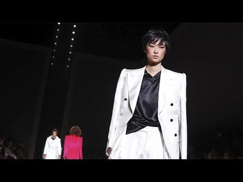 Tom Ford | Spring Summer 2018 Full Edited Show | Exclusive