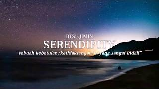 Download BTS (JIMIN) - Serendipity (Full Length) [Indo Sub] for