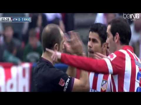 Real Madrid Vs Atlético de Madrid 2 2 2014  02 03 2014 HD