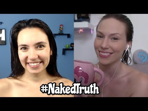 GROWING UP, AGAIN - Naked Truth