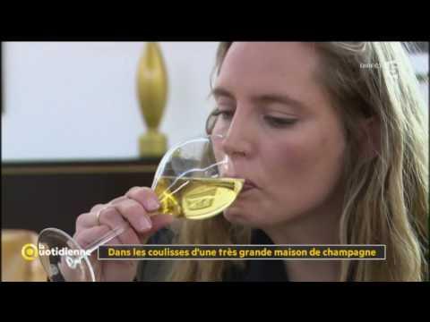 Dans les coulisses d'une très grande maison de champagne - La Quotidienne