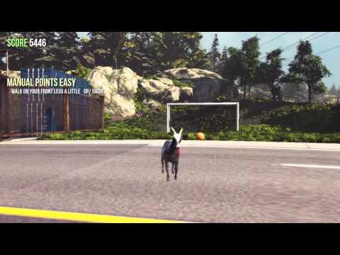 Goat Simulator - baa, baa, baa