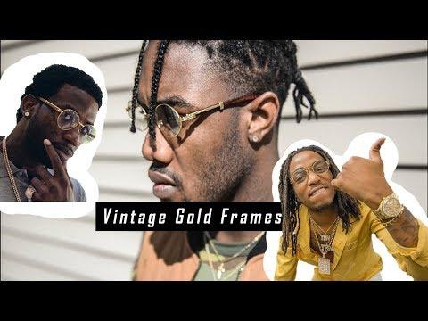 Vintage Frames (The Gifted Few) | Men's Fashion & Affordable Streetwear Essentials