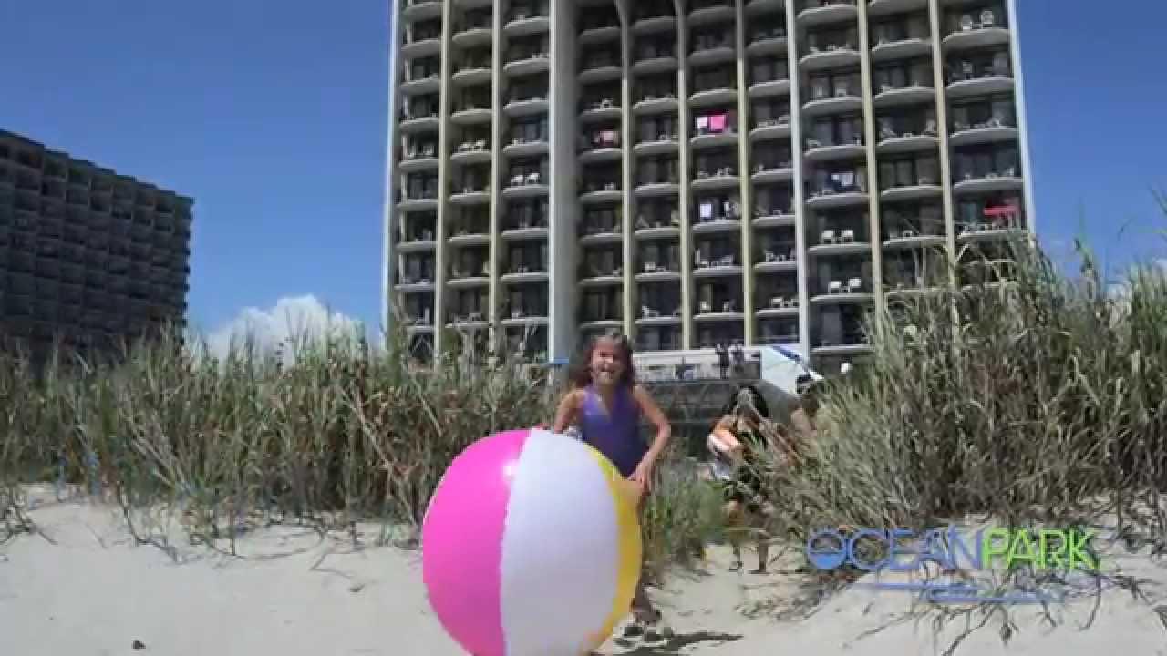Ocean Park Resort In Myrtle Beach Sc