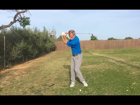 The Easiest Swing in Golf – The best exercise to increase club and body awareness.