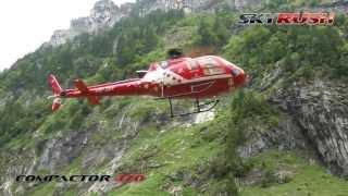 Eurocopter AS-350 Écureuil - SKYRUSH COMPACTOR 470 - AirZermatt