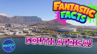 SOUTH AFRICA! - Mini Fantastic Facts