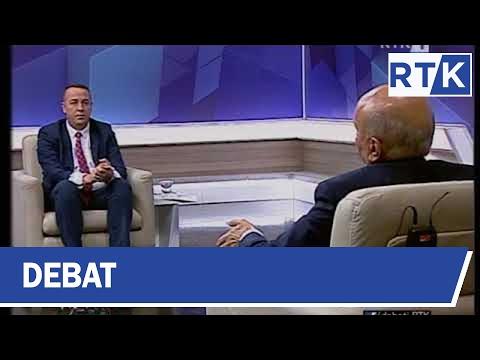 DEBAT -   ISA MUSTAFA  -  KRYETAR I LDK - së  13.10.2017