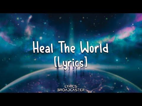 Michael Jackson - Heal The World [Lyrics] indir