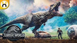 Jurassic World Fallen Kingdom Plot Synopsis Revealed
