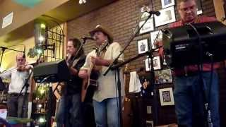 """carolina In The Pines"" By The John French Connection At Olivia's Coffee House, Eustis, Fl ( 5/4/13)"