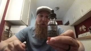 STRATUS FINE VAPORS  review by the Bearded Man