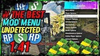 GTA 5 Online: Epsilon UNDETECTED 1.41 ONLINE PC MOD MENU + DOWNLOAD