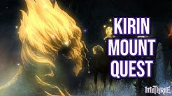 FFXIV 3.56 1034 Kirin Mount Quest