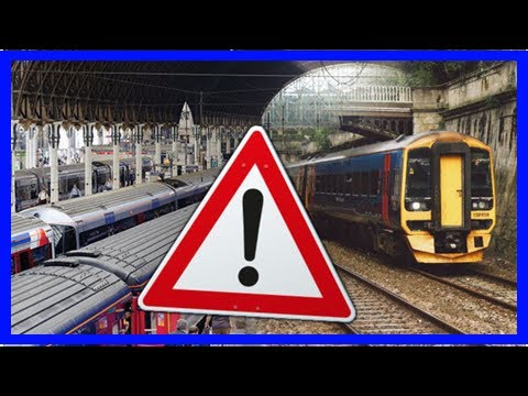 Breaking News | Trains running through Warrington cancelled amid major disruption
