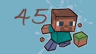 ماين كرافت : شاي حليب  #45 | 45# Minecraft : d7oomy999