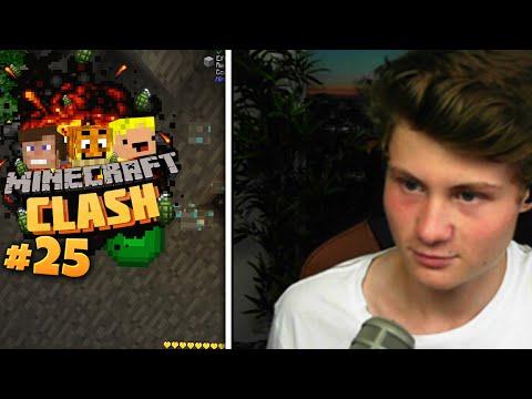Minecraft CLASH #25   ALLES IST MÖGLICH   Dner