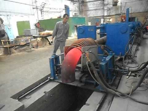 Станок для производства отводов--Liming Electrical & Machinery Factory