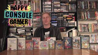 WONDERBOY SERIES REVIEW - Happy Console Gamer