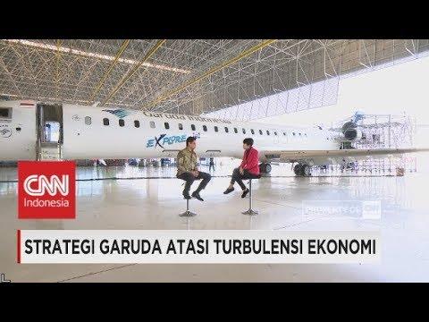 Strategi Garuda Atasi Turbulensi Ekonomi - Insight With Desi Anwar