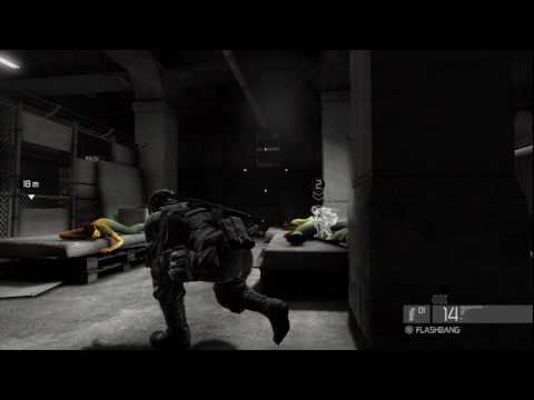Splinter Cell Conviction Gameplay Trailer Co-op Dual