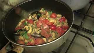 Ricette Da Sballo Linguine Allo Zafferano Con Cozze E Brandy