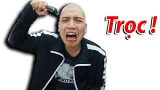 NTN - Trò Đùa Bị Cạo Trọc Đầu ( Shaved head Prank )