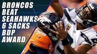 Denver Broncos vs Seattle Seahawks: Recap Highlights