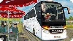 Setra 517 Bus ETS2 (Euro Truck Simulator 2)