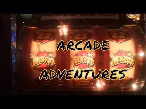 ARCADE ADVENTURES.GOLD RUN/PARTY TIME/BULLION BARS AND MORE.