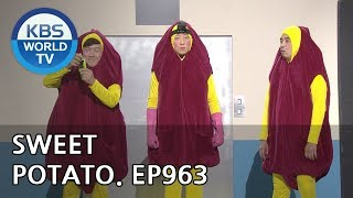 Sweet Potato I 고구마 [Gag Concert / 2018.09.08]