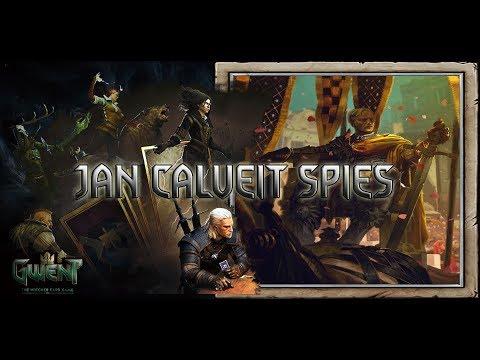 Jan Calveit Spies Deck Profile/Guide